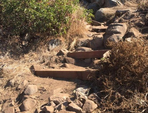Mission Trails Regional Park Trail Building: Saturday, November 5th