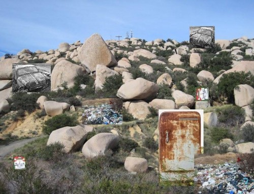Mt. Woodson Clean-Up: Saturday, February 25th