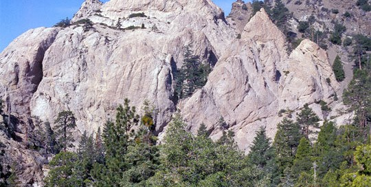 Williamson Rock